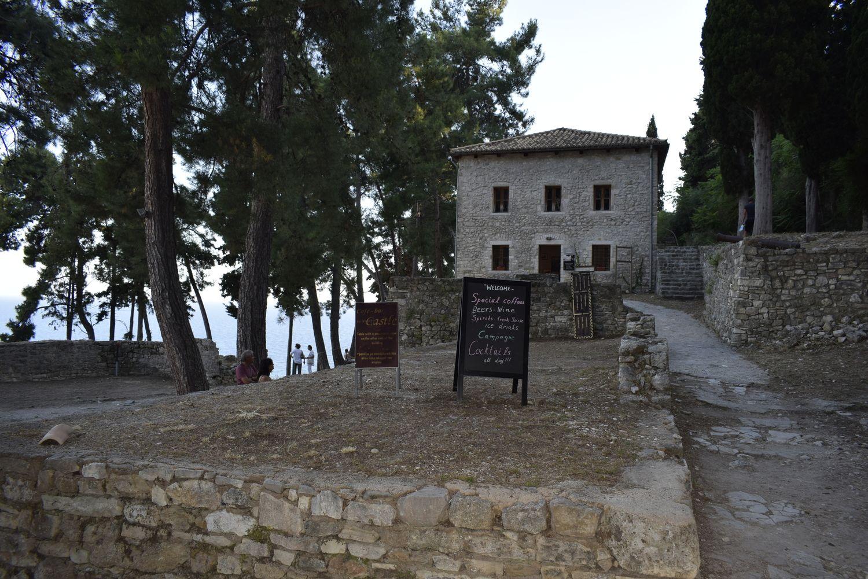 Castelul venetian - Parga, Grecia