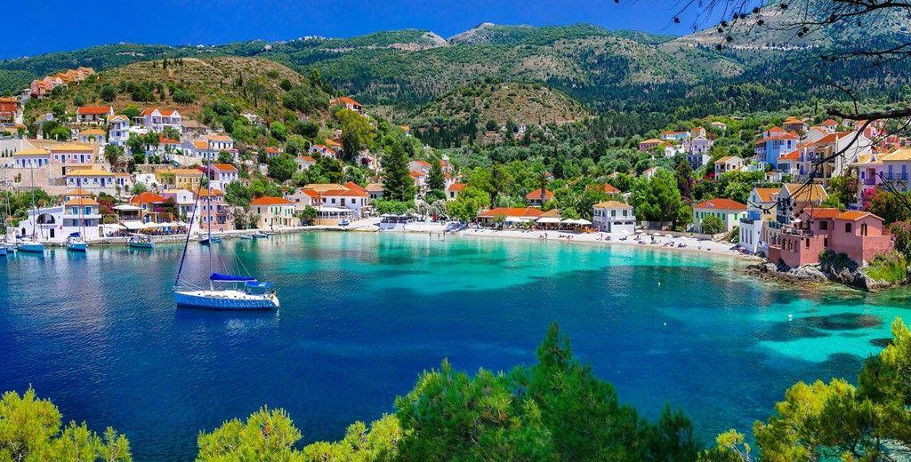 Assos - Kefalonia, Grecia