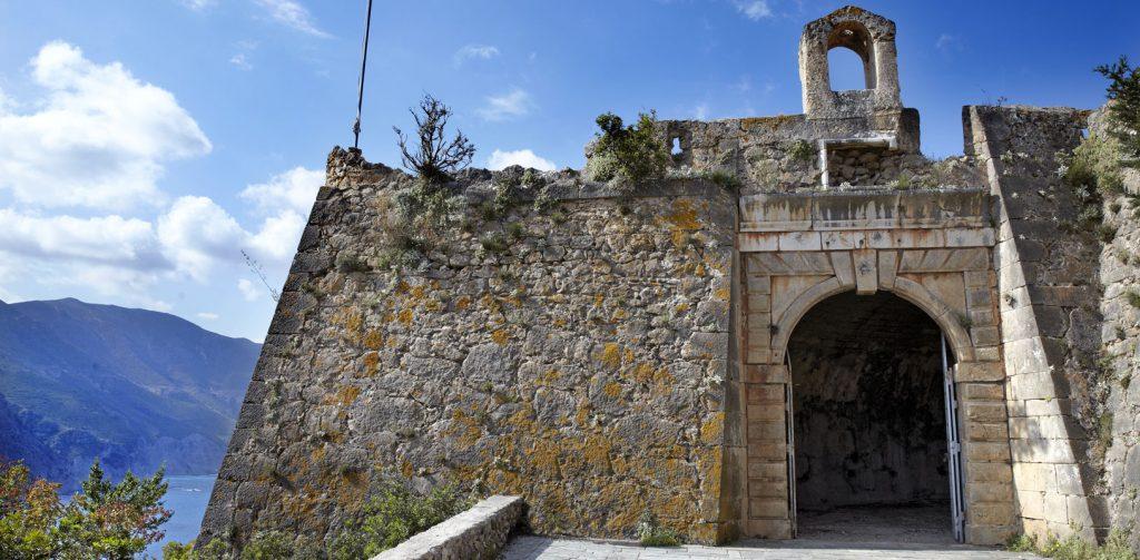 Castelul Assos - Kefalonia