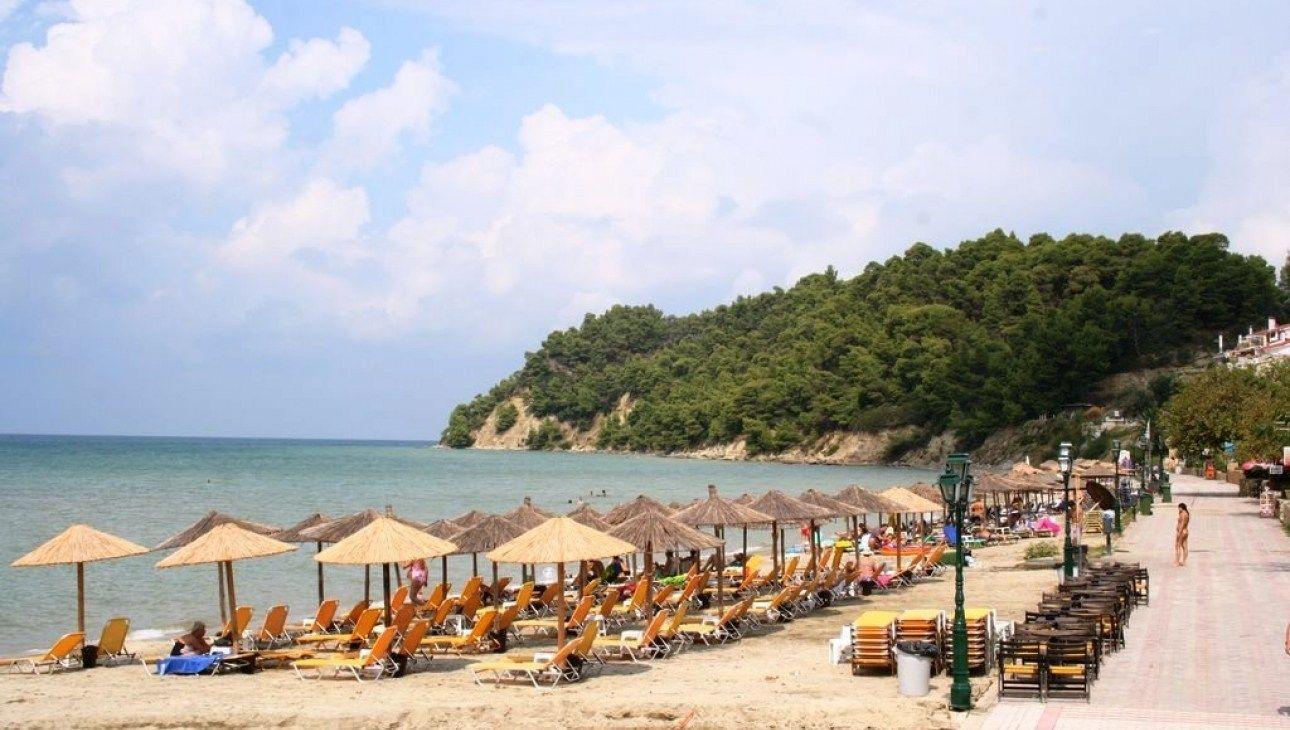 Plaja in Siviri - Halkidiki