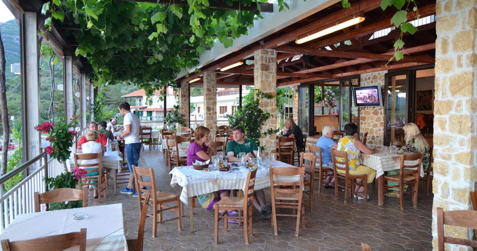 Taverna Agorastos - Kinira, Thassos