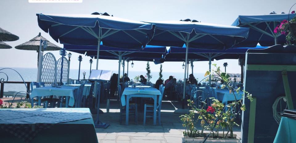 Taverna Akrogiali - Potos