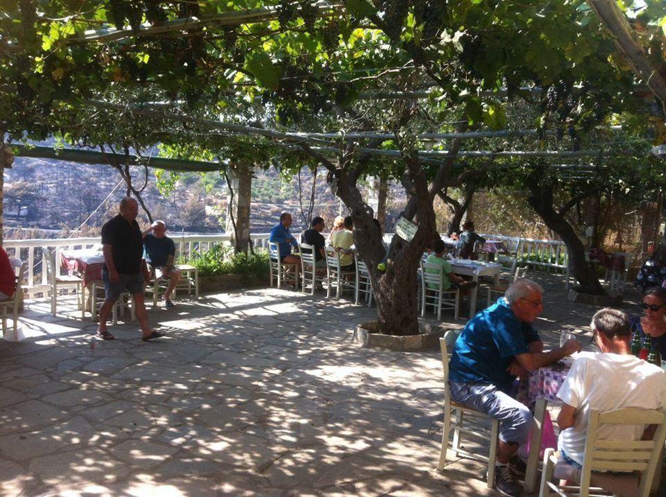Taverna Archodissa - Aliki, Thassos