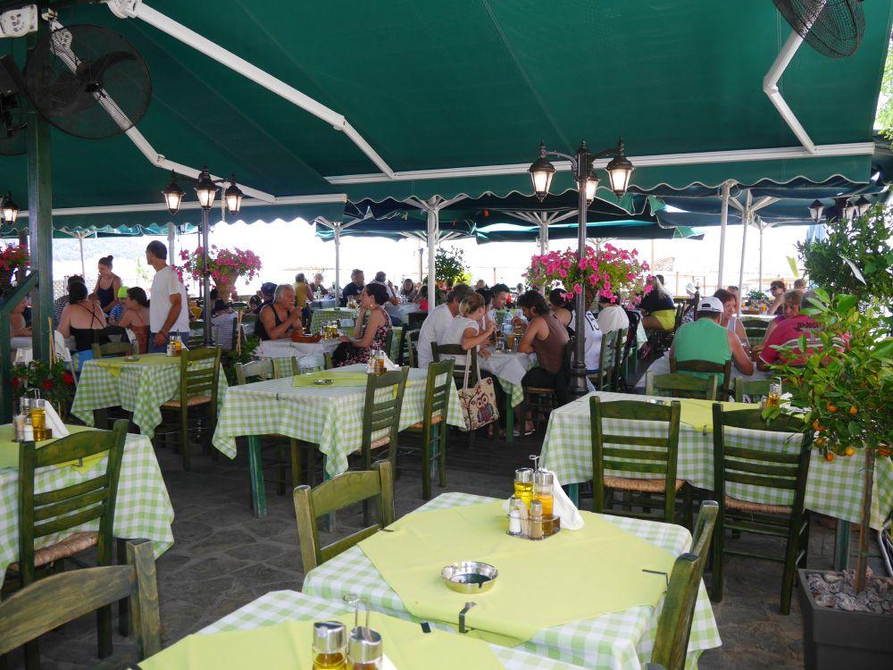 Taverna Irene - Potos, Thassos