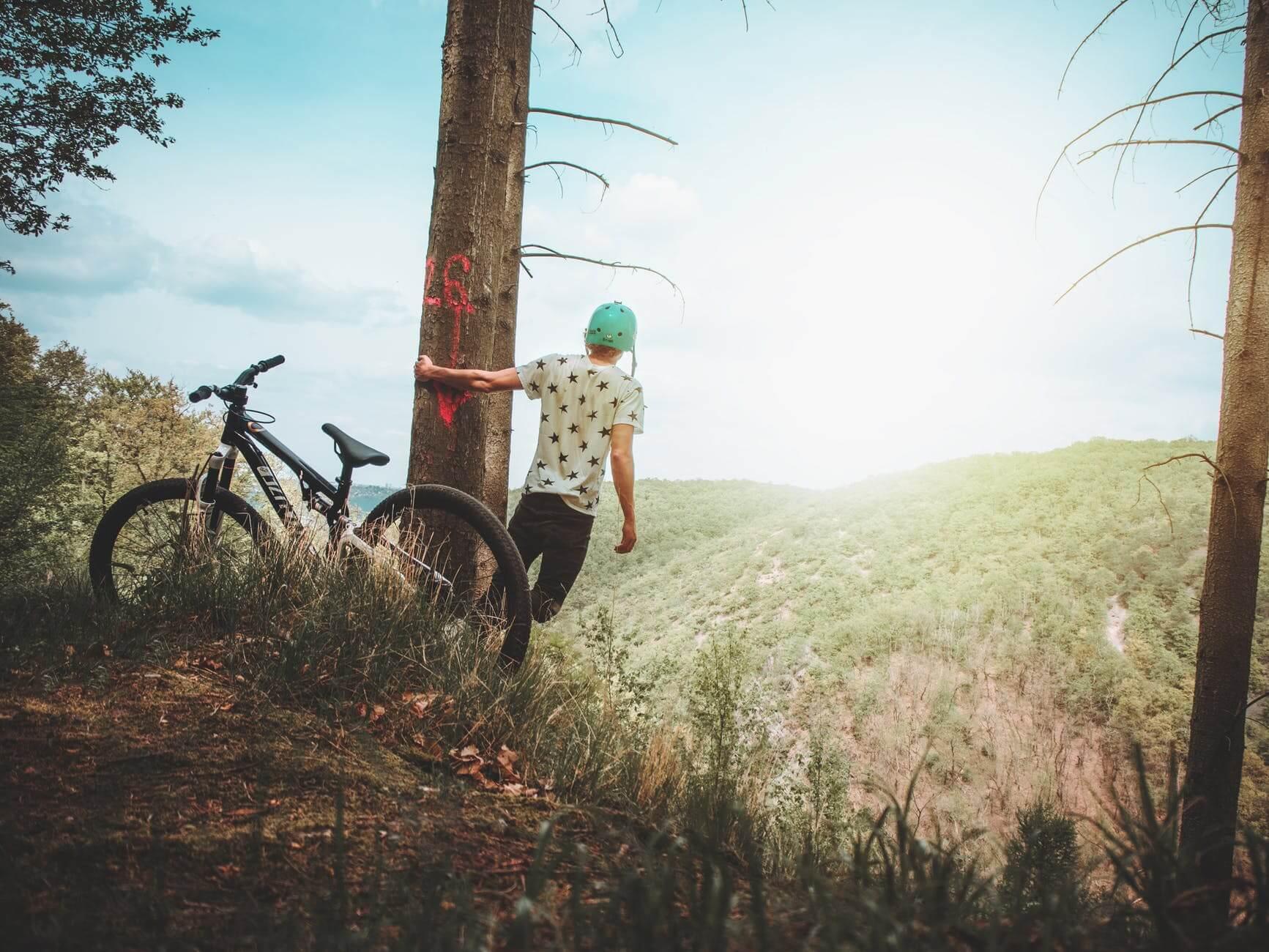 Calatorie cu bicicleta