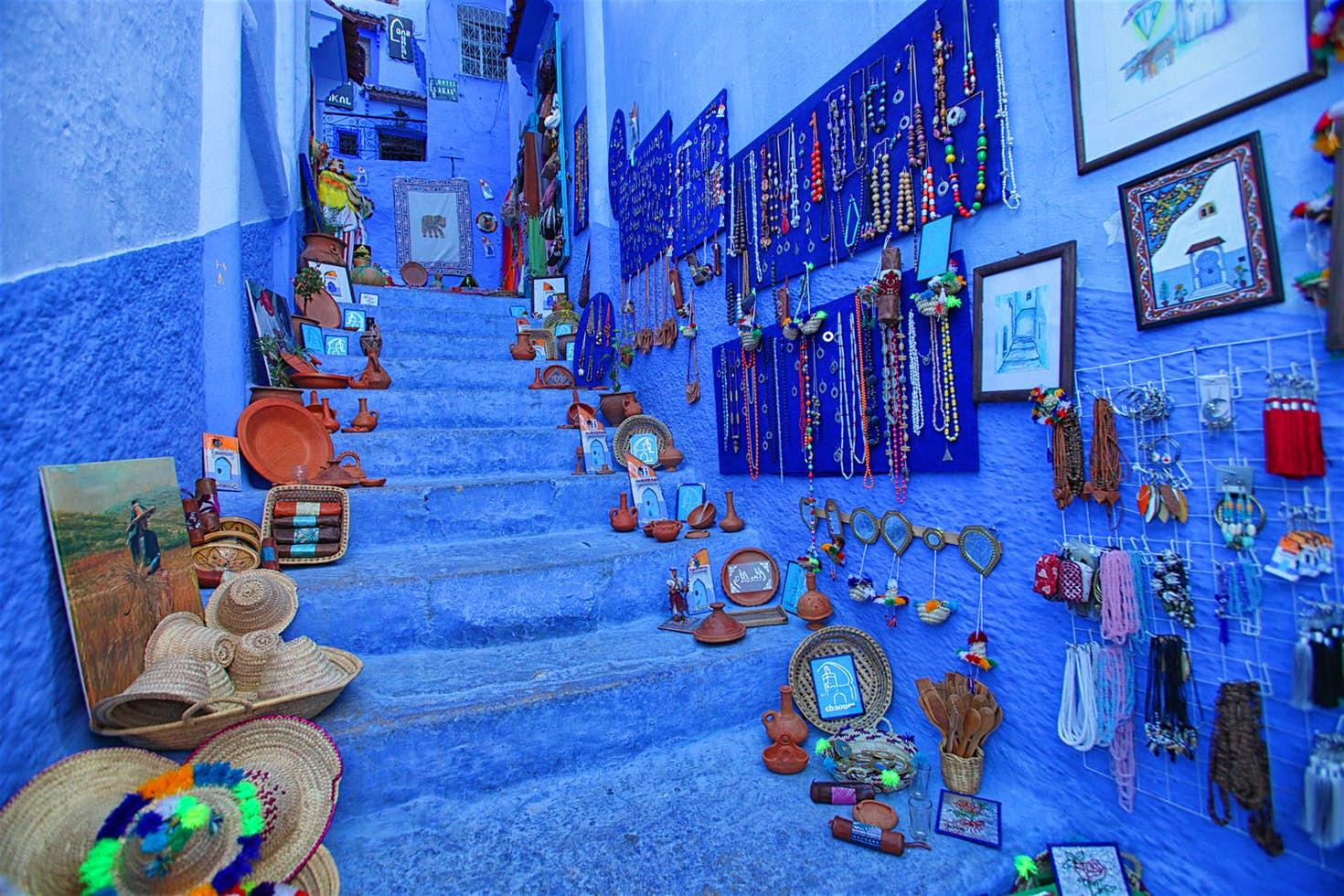 Chefchaoune - Maroc
