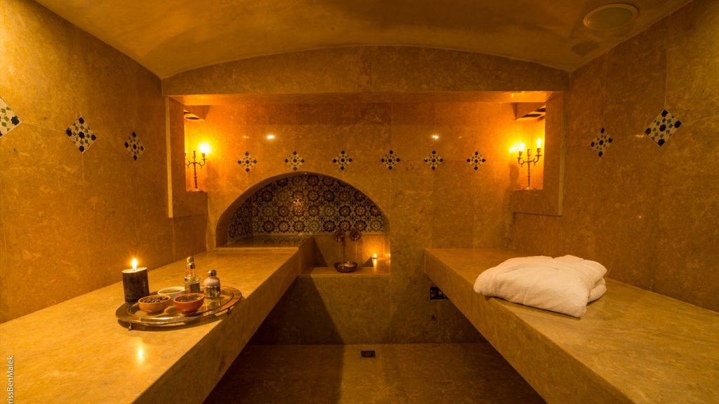 Hammam in Marrakech