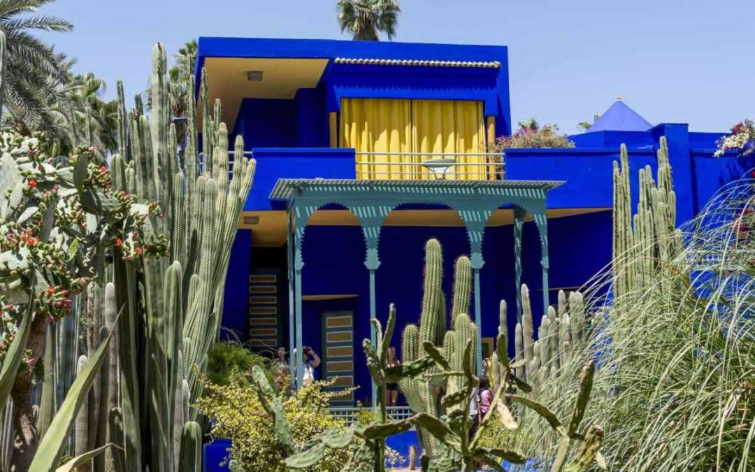 Le Jardin de Majorelle - Marrakech