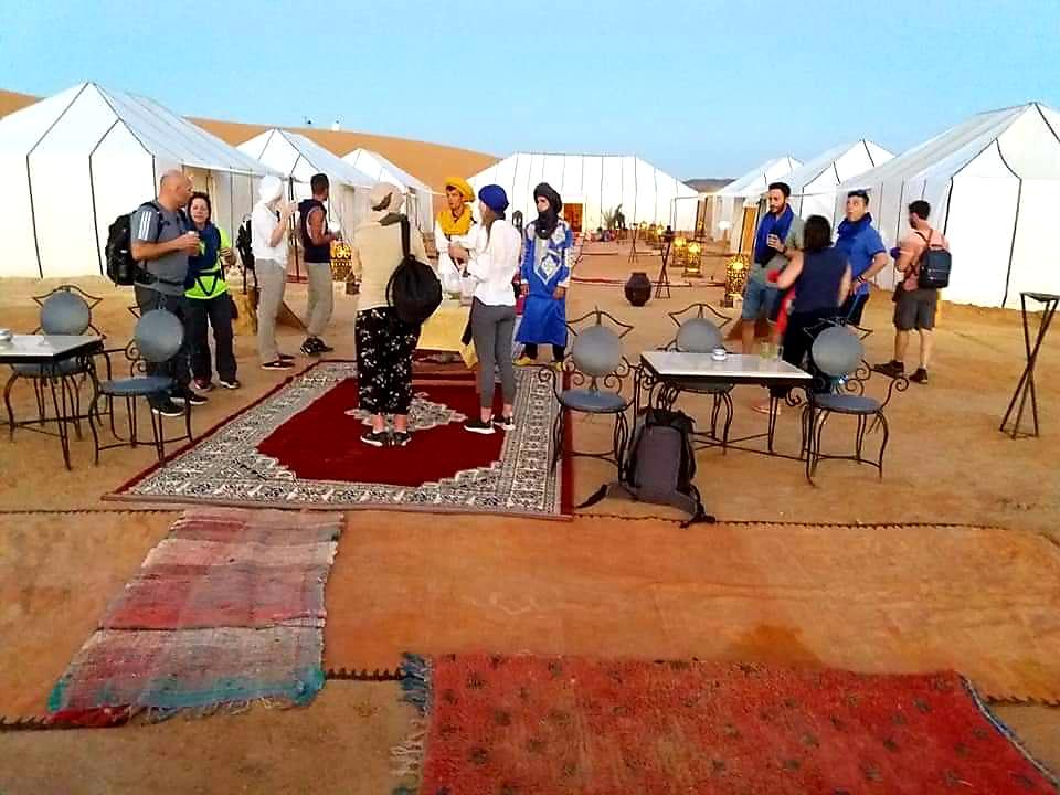 Seara berbera in desert