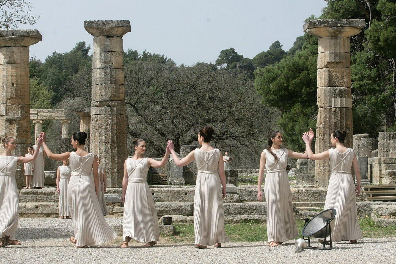 Antica Olympia - Grecia
