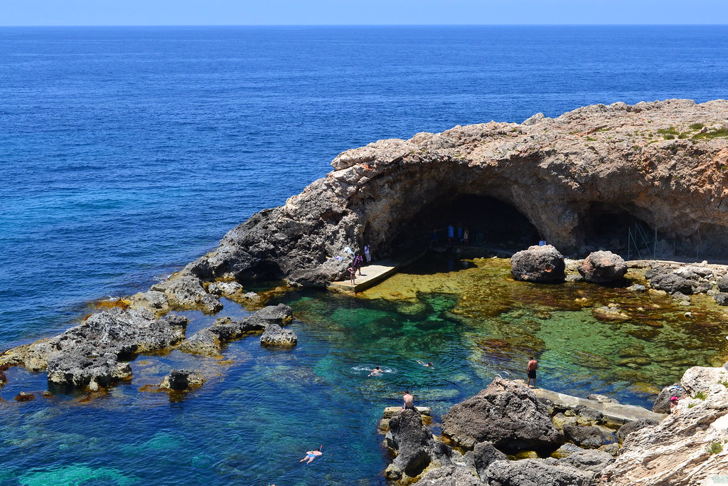 Ghar Lapsi - Malta