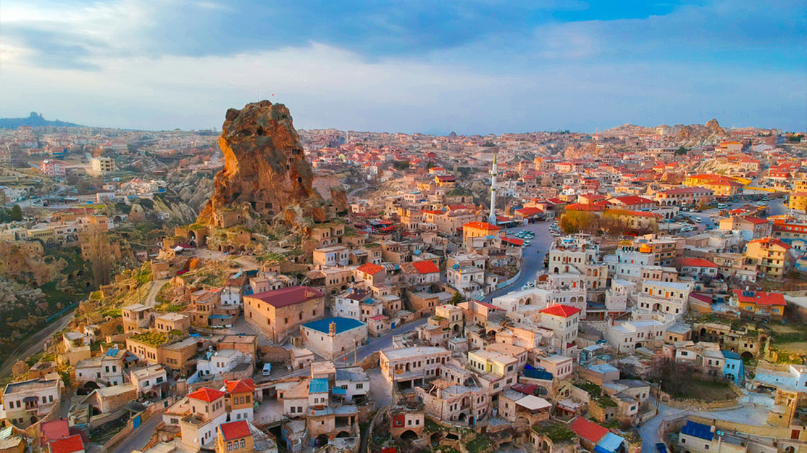 Goreme - Turcia