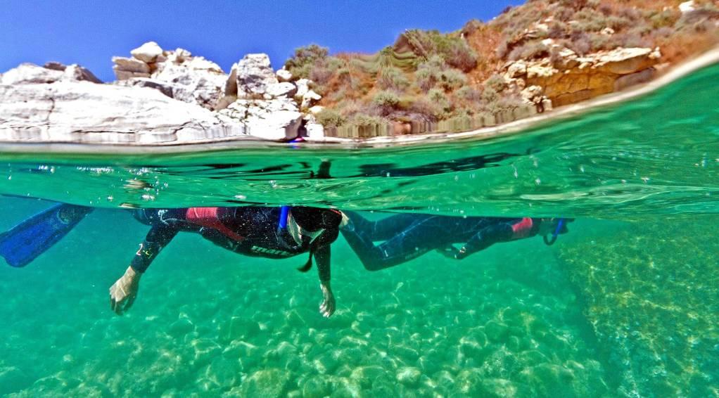 Illes Medes, Costa Brava - Spania