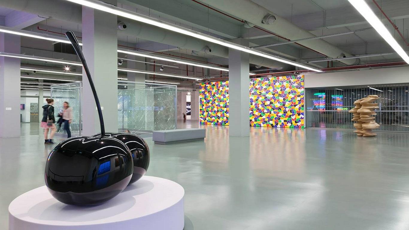 Istanbul - Muzeul de Arta Moderna
