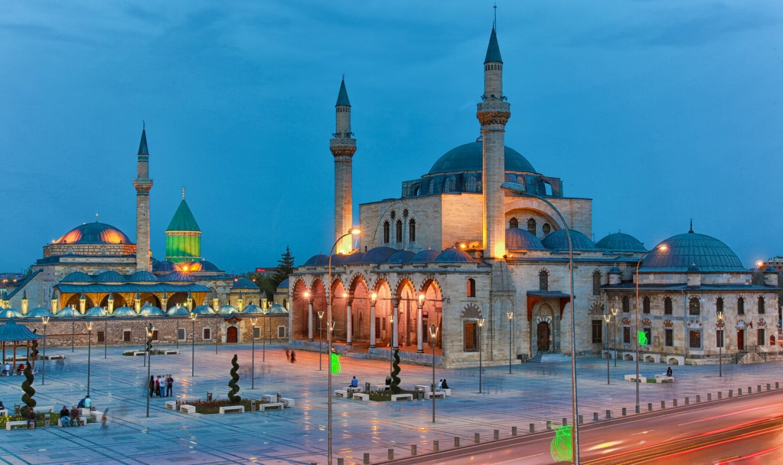 Konya - Turcia