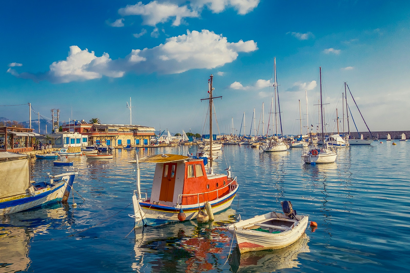 Portul Pireu - Atena