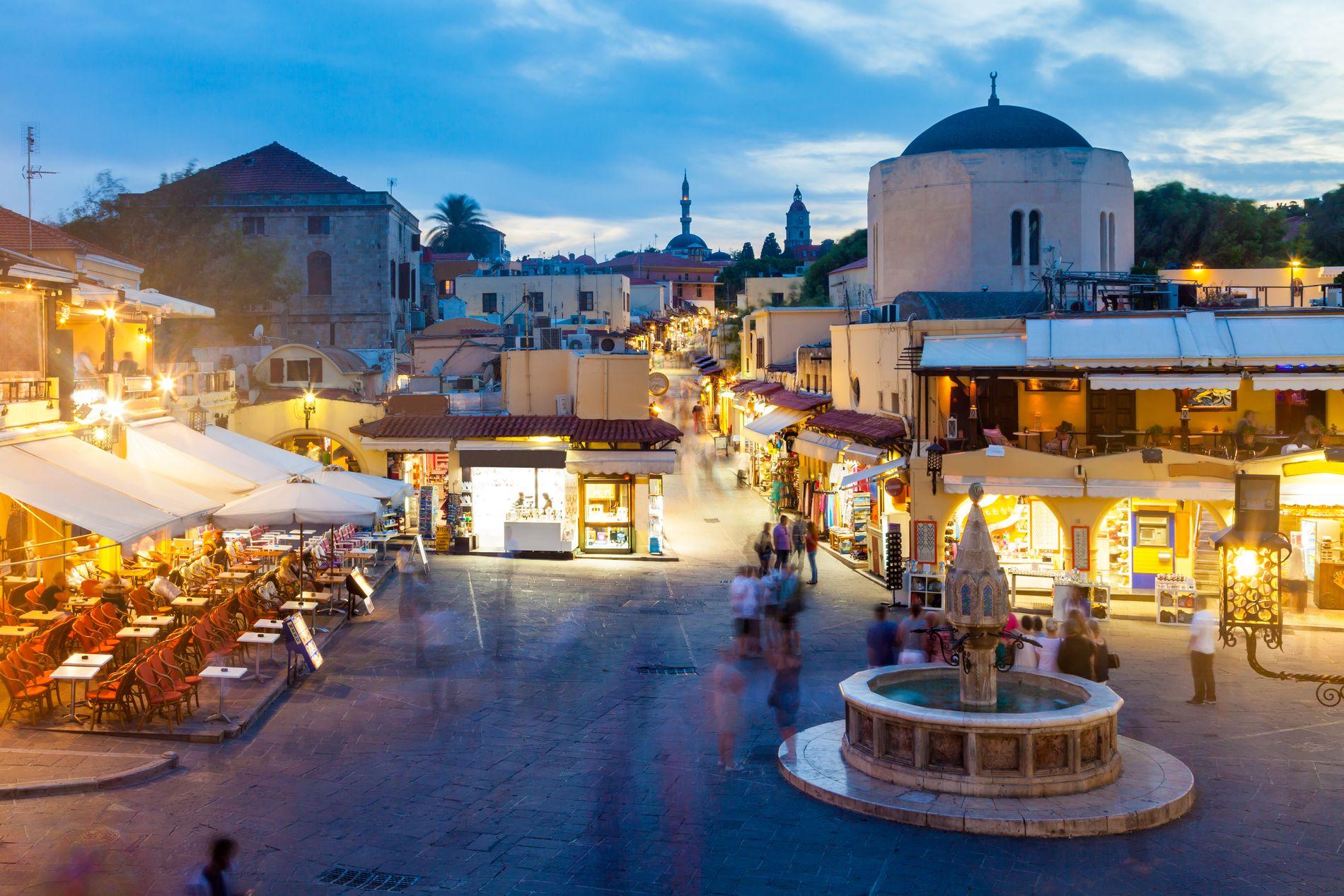 Rhodos Town - Grecia