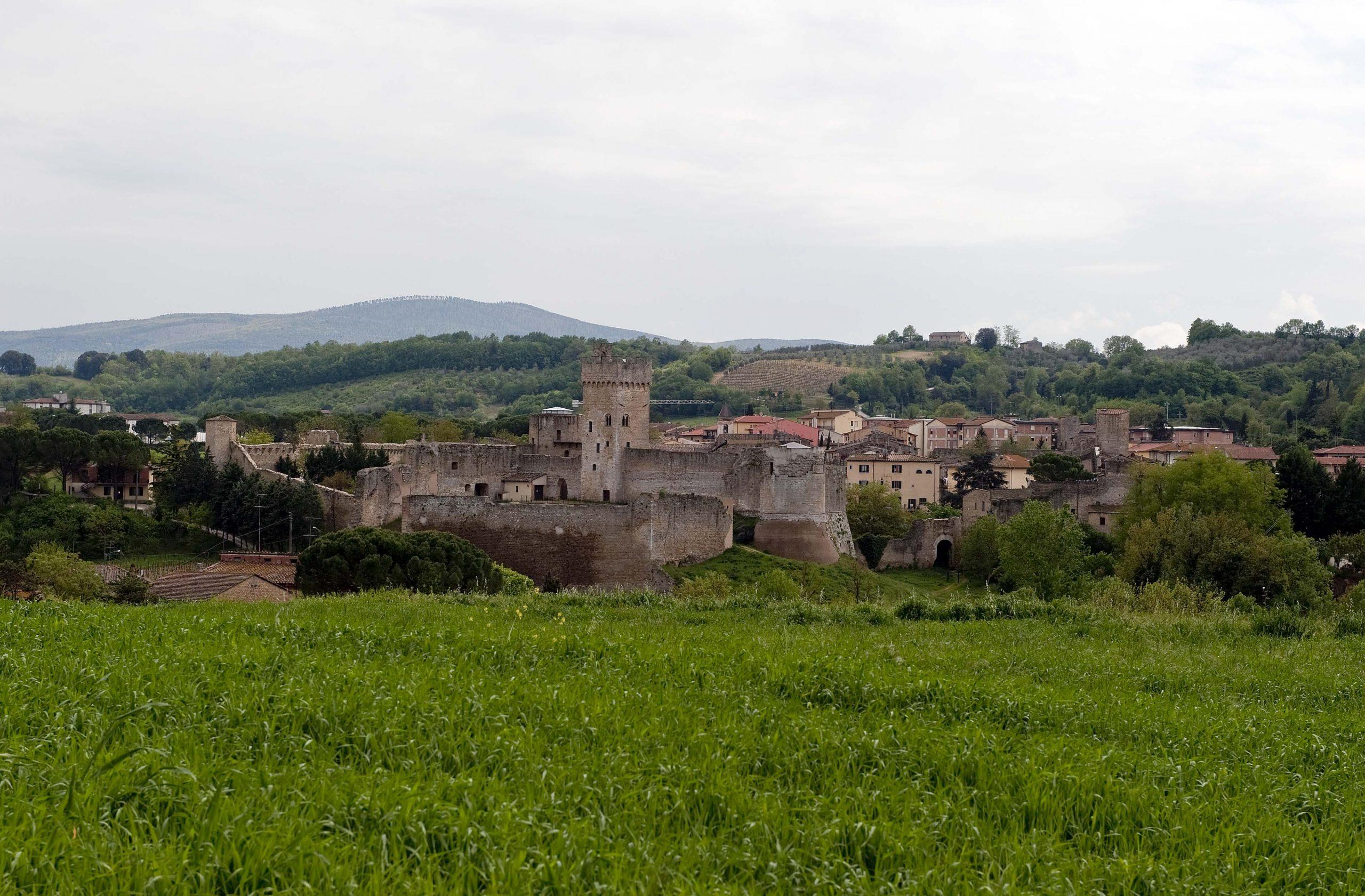 Staggia - Toscana