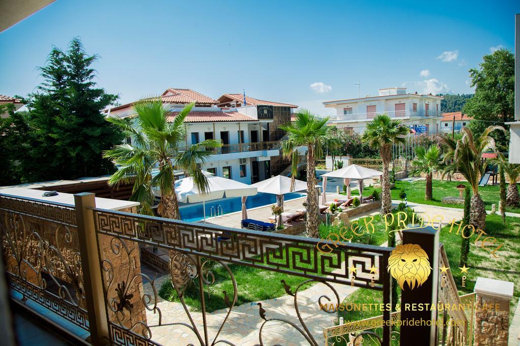 Greek Pride Villa Beach - Fourka