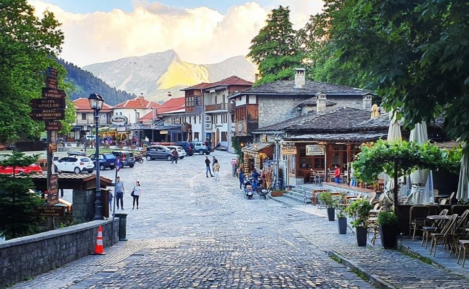 Metsovo - Grecia
