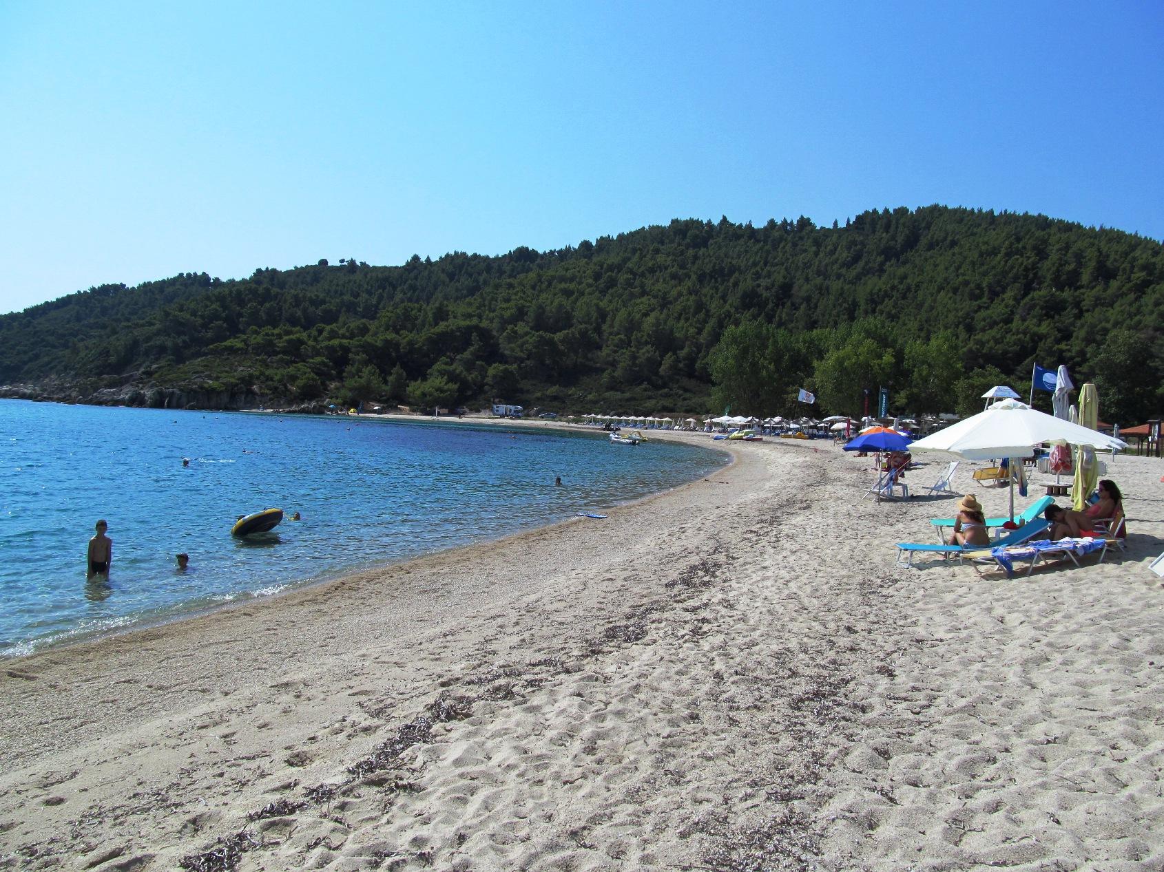 Platanitsi Beach - Sithonia, Halkidiki