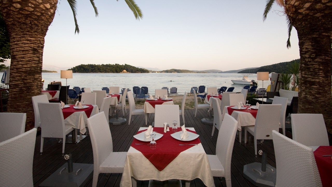 Hotel Gregory's - Nidri, Lefkada