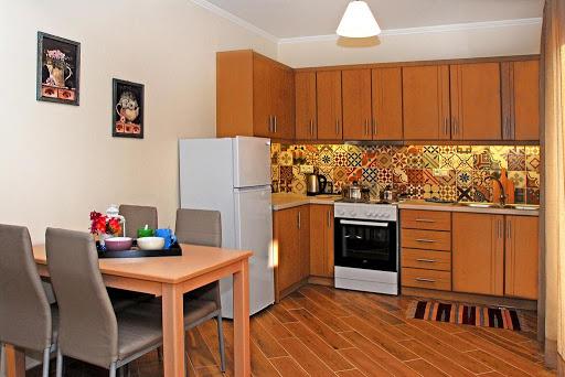 Kavadias Apartments - bucataria