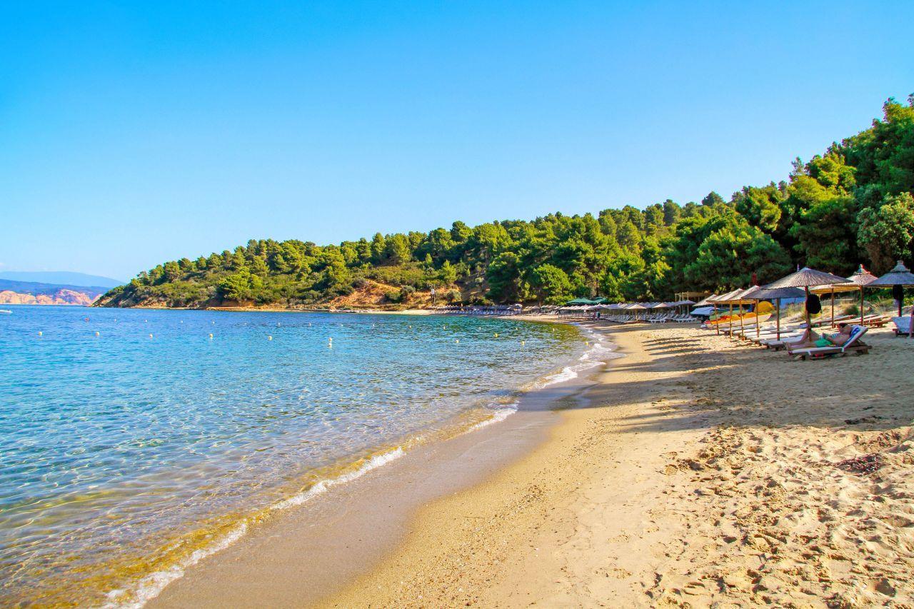Plaja Agia Eleni - Skiathos