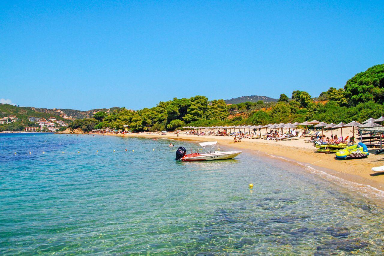 Plaja Vromolimnos - Skiathos