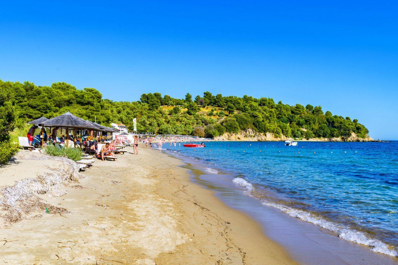 Troulos Beach - Skiathos