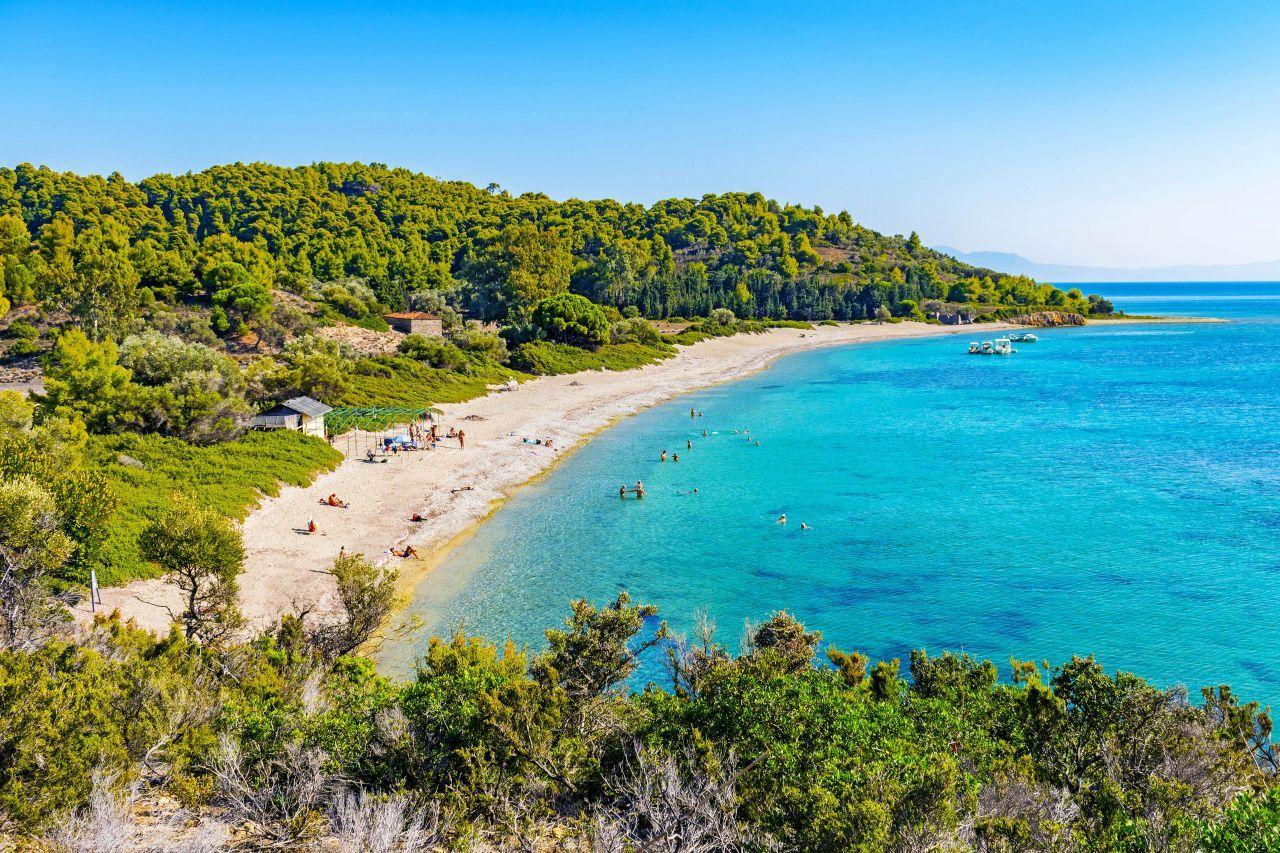 Tsougria Beach - Skiathos