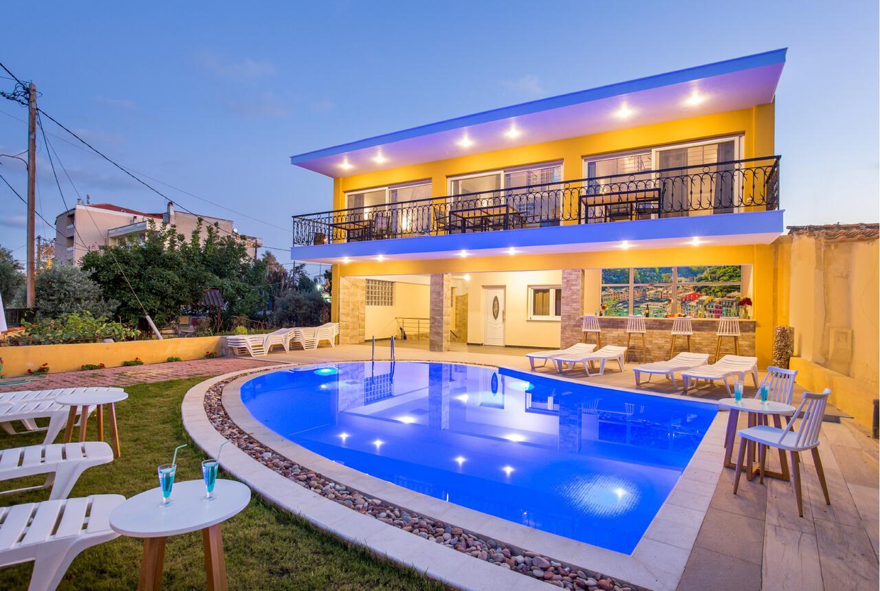Aldebrana Apartments - Limenaria, Thassos