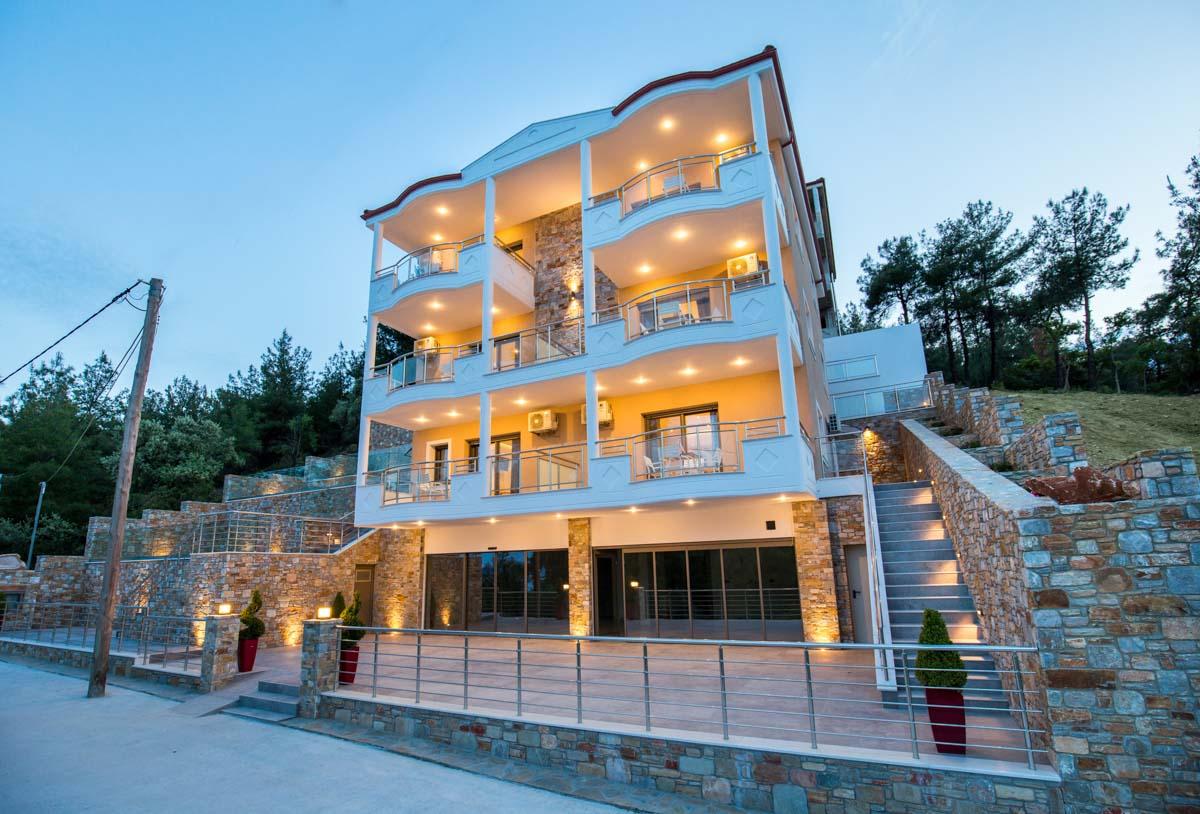 Meli Boutique Hotel - Tripiti, Thassos