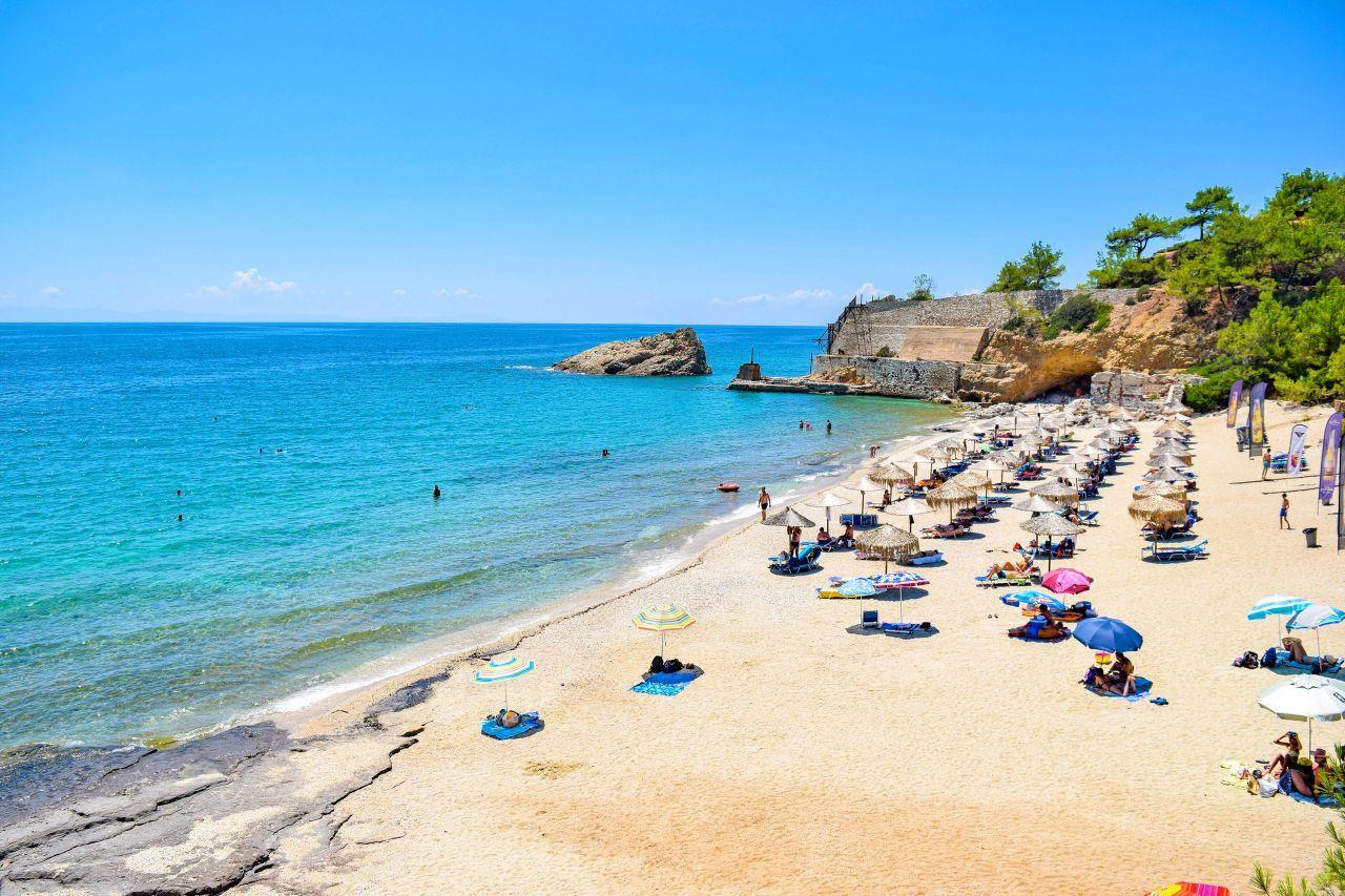 Plaja Metalia - Limenaria, Thassos