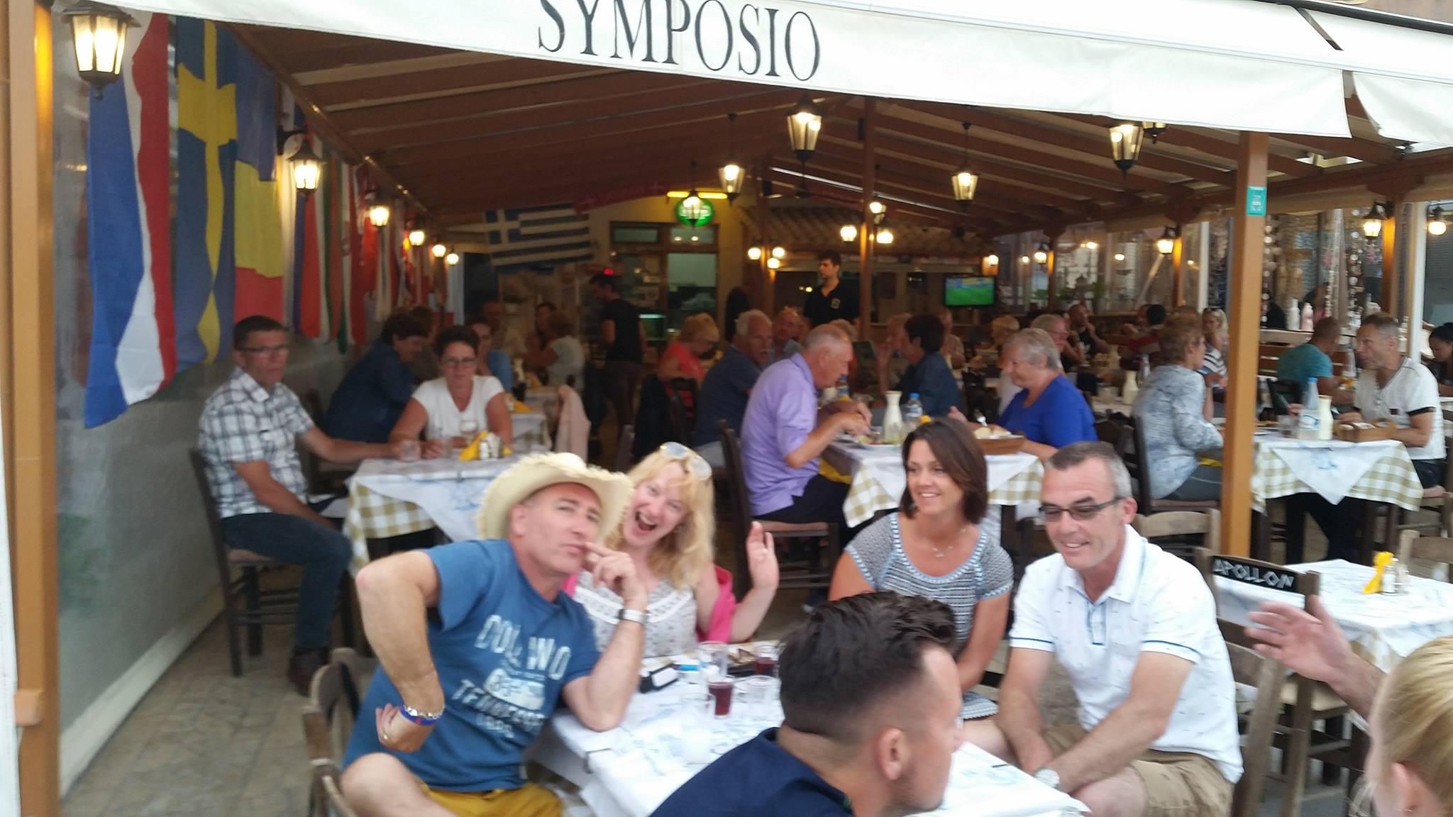 Taverna Symposio - Nidri