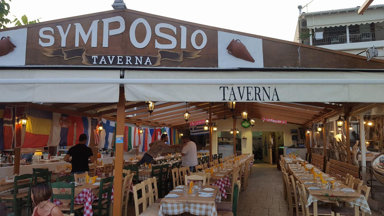 Taverna Symposio - teresa