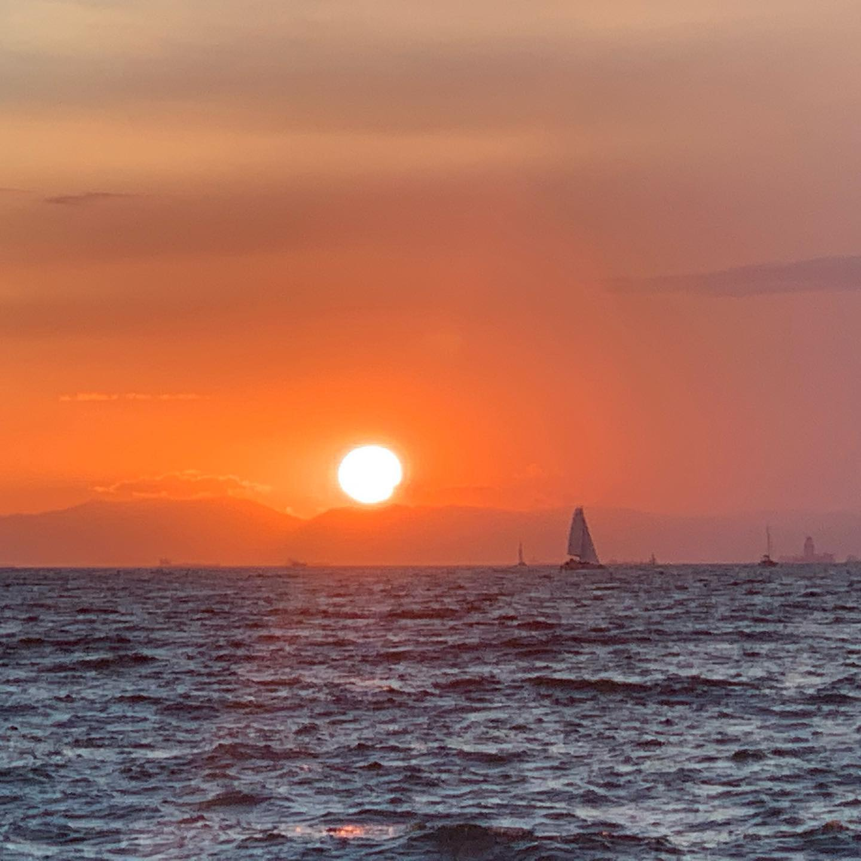 Apus de soare cu Kappabeta Yachting