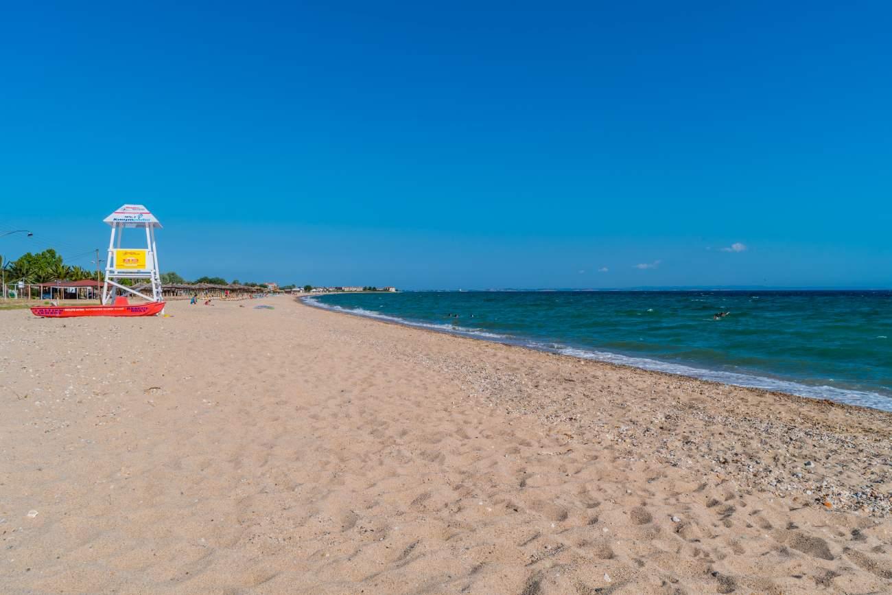 Plaja din Dionisiou