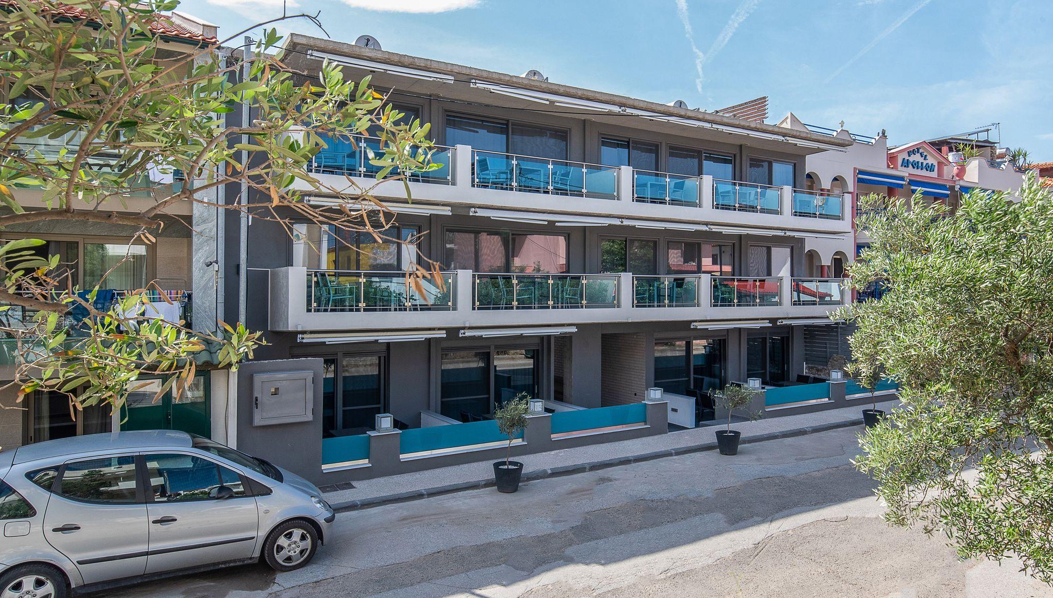 Erifili Apartments & Studios - Sarti, Halkidiki